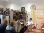 07.09.2018 Narodowe Czytanie w Bibliotece w Strzebielinie