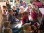Tydzień bibliotek w Strzebielinie wycieczki klas